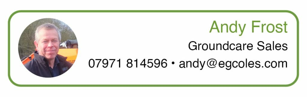 Andy Frost Contact Details