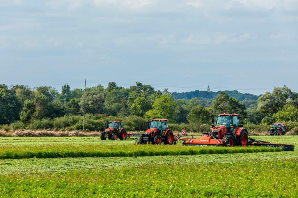 EG Coles Tractors M Series