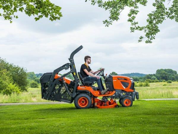 g series mower
