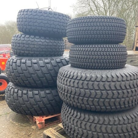 Tyres at EG Coles
