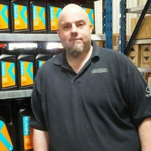 EG Coles Staff - Matt Stone Parts Manager