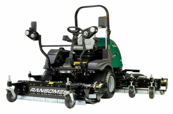 EG Coles - Ransomes HM600