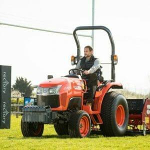 Kubota ST Compact Tractor EG Coles