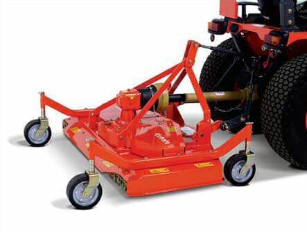 EG Coles Kubota Groundcare TSM Finishing Mower
