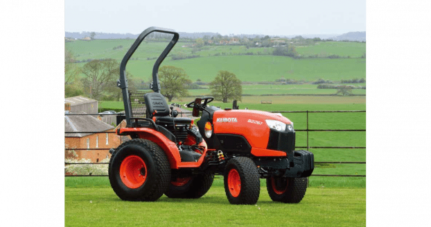Kubota B2 Series Compact Tractors
