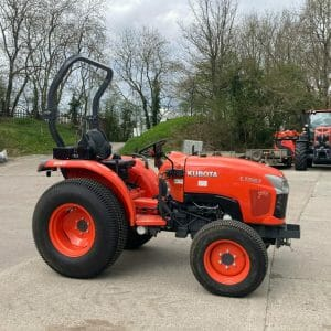 EG Coles - Used L Series Compact Tractor