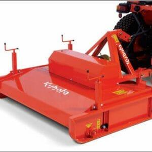 EG Coles Kubota Roller Mower
