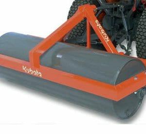 EG Coles - Kubota Groundcare Roller