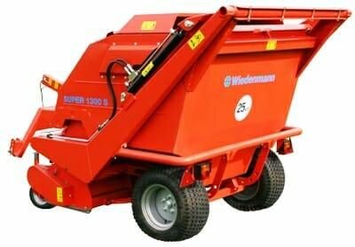 EG Coles Wiedenmann Turf Maintenance Equipment