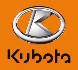 Kubota Square Logo EG COLES